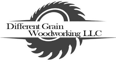 Different Grain Woodworking Logo